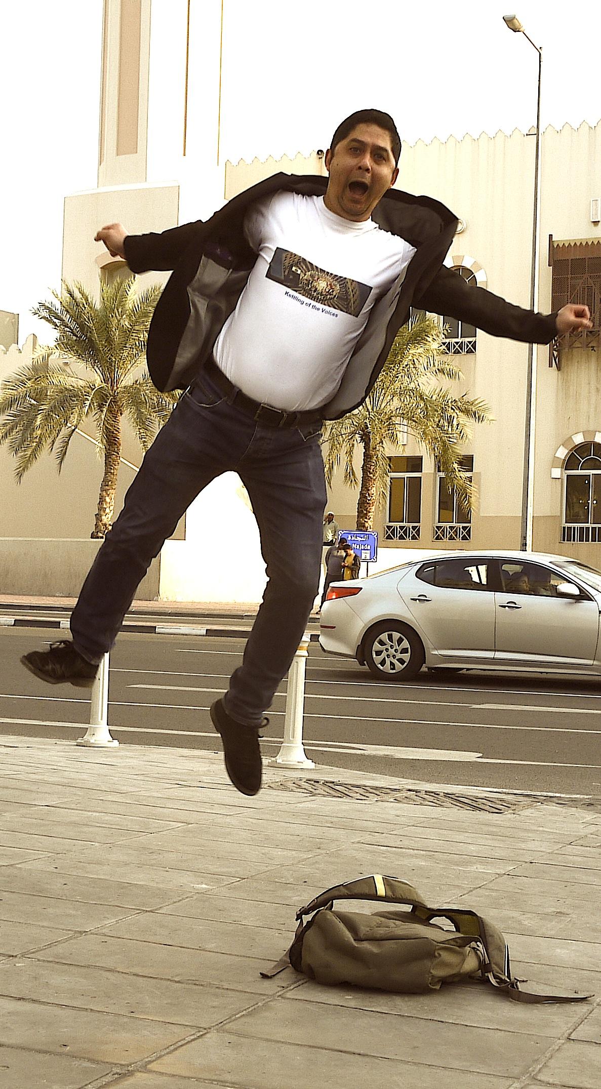 Chester yang Jump